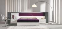 легло с нощни шкафчета по поръчка