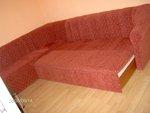 luxurious sofa
